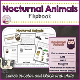 Nocturnal Animals Flipbook