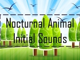 Nocturnal Animals Initial Sounds