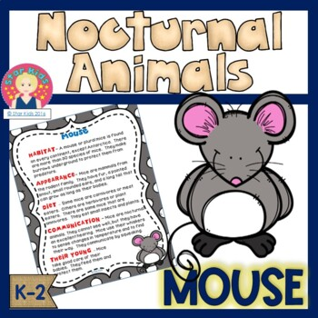 Nocturnal Animals - Mouse