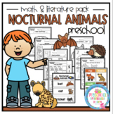 Nocturnal Animals Printable