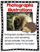 NOCTURNAL ANIMALS:  Research, Nonfiction Text Features, Slideshow, Flipbook