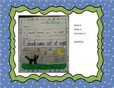 Nocturnal Animals Unit: Build it, Write it, Illustrate It
