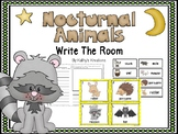 Nocturnal Animals Write The Room