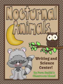 Nocturnal Animals Writing and Science Center