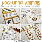 Nocturnal Animals Unit