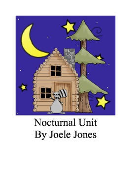Nocturnal Unit (Common Core Aligned)
