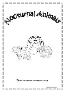 Nocturnal Workbook