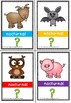Nocturnal flash cards(FREE)