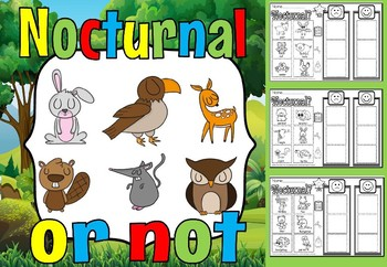 Nocturnal sort(FREE PAGE)