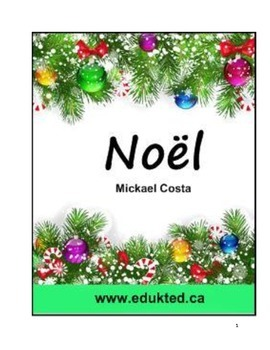 Noël, French Immersion (#111)
