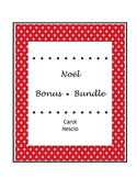 Noël Bonus * Bundle