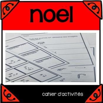 Noel Cahier d'activités