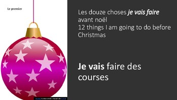 Noel-Christmas 12 things to do before Christmas