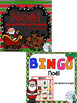 Noël: Christmas Themed Vocabulary BUNDLE in French