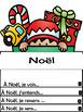 Noël - Écriture LIVRE À RABATS (French FSL)