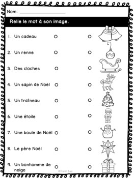 Noël - Ensemble complet - French Christmas