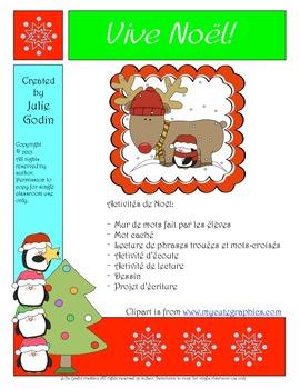 Noël French Christmas