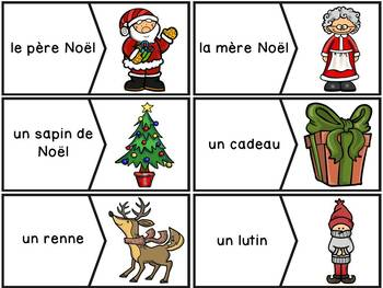 Noël - French Christmas - 43 puzzles