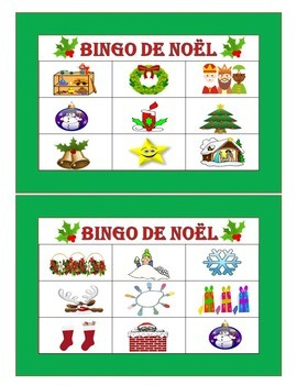 Noël: French Christmas Bundle (7th to 12th)