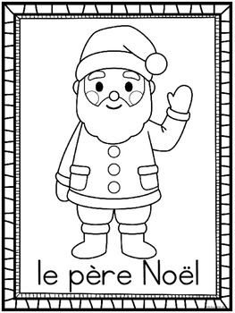 Noël Coloring Pages