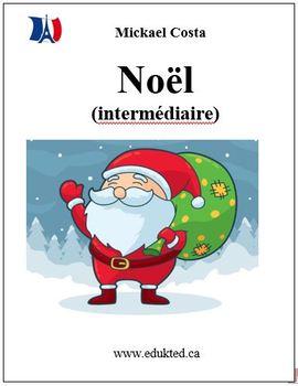 Noël (Intermédiaire), French Immersion (#91)