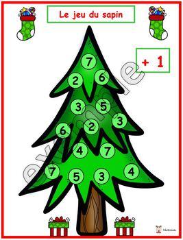 Noël: Le jeu du sapin