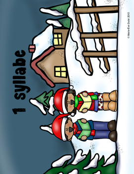 Noël - Syllabes