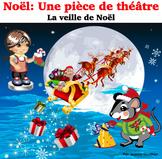 Noël: Théâtre des lecteurs: La veille de Noël