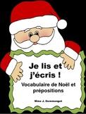 Noël et prépositions