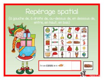 Noël (repérage spatial)