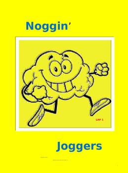Brain Teasers - Noggin' Joggers, Lap 1
