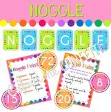 Noggle - Colour me Confetti