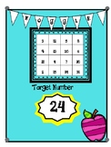 Noggle Math Game-Complete with 20 Ready Made Boards Bullet
