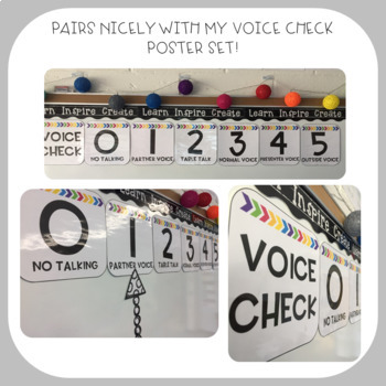 Voice Check Cards (for Adhesive Target Label Pockets)