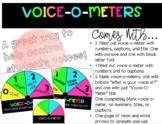 Noise Level Control (Voice Meter/Voice Control)