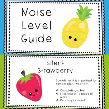 Noise Level Guide