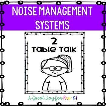 Noise Level Management