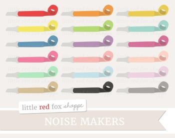 Noise Maker Clipart