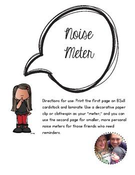Noise Meter