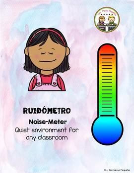 Noise Meter ~ Ruidómetro (Editable Images)
