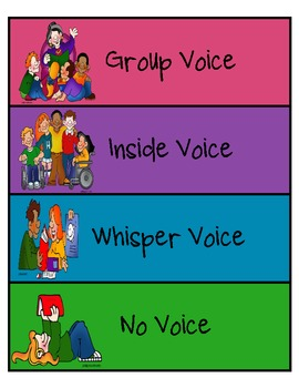Noise-O-Meter: Classroom Management Printable