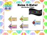Noise O-Meter - Monster Theme