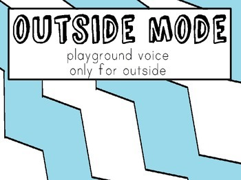 Noise-O-Meter (blue and white pattern)