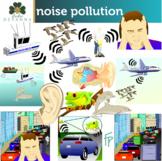 Noise Pollution Clip Art 20% New Item Discount Until 8/26
