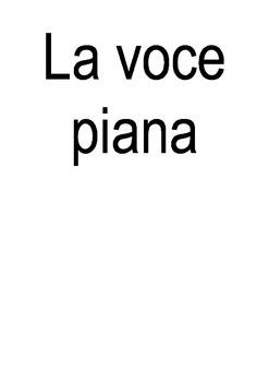 Noise level - Italian