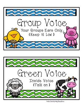Noise levels (Voice Control) Farm Theme