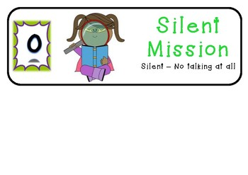 Noise o meter - Classroom Management