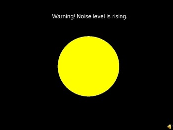 Noiseometer Classroom Management
