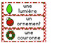 Noel:  Christmas Themed Literacy Activities in French