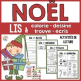 Noël lire et plaisir
